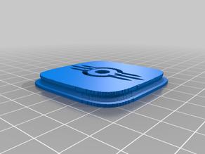 Filter connector Vault Tec Logo