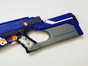 Nerf Retaliator Battery Stock Conversion v2