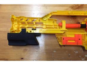 Nerf Longshot Internal Pumpgrip