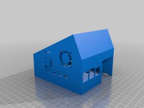 Ender 3 Pro Raspberry Pi 4 mount