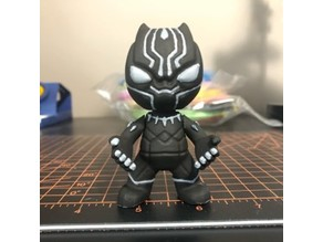 Black Panther Mini - Marvel
