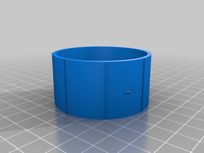 Spool Lazy Susan Base and connectors
