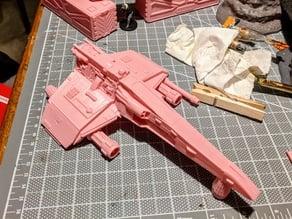 34mm Rescale E-Wing by JeanPatrickLeger