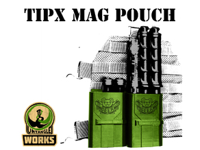 TIPX mag pouch molle tippmann paintball