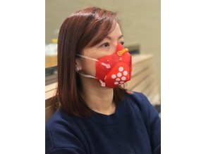 Flexible Mask (Updated 03-23-2020) Covid-19