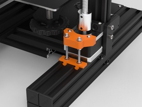Ender 3 Z-Axis Stepper Mount / Adjusting Aid