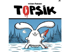 Topşik (by Nisan Hakan the caricaturist)