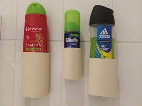 Parametric Customizable Shower Things Holder