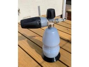 MTM Hydro PF22 Bottle Base
