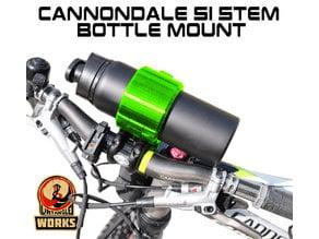 Cannondale SI stem Bottle Mount