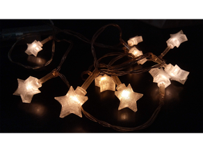 Fairy Light Stars