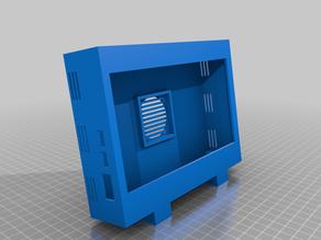 Lebula 7 Inch Touchscreen + RPi Case