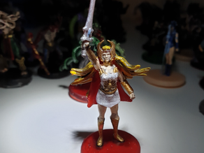 She-Ra - Masters Of The Universe - Miniatures
