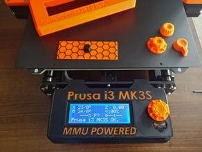 Prusa Mk3s LCD frame