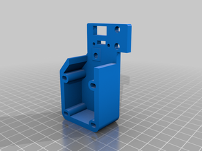 Ender 3 Y Motor Mount Reinforced /w endstop holder (PRO)