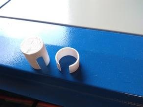 K40 Laser removable High Voltage Insulation Cap