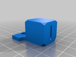 Ender 3 (PRO/V2) 1.75mm Filament Guide and Cleaner