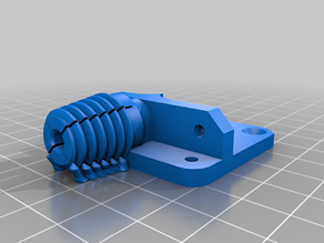 Flexible Filament Extruder (No Tool Needed)