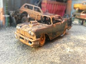 1:64 Chryslus Highwayman Fallout 2 Post Apocalypse