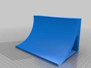 Tech Deck Half Pipe (big)