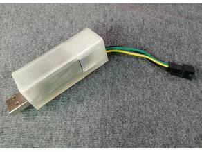 ESP-01 WS2811 WS2812 Driver Case