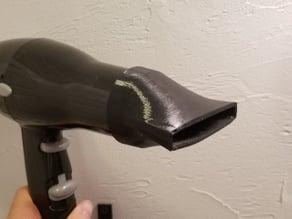Hair Dryer (Blow Dryer) Attachment - Thicker