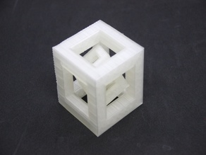 Cube in a Cube in a Cube in a Cube