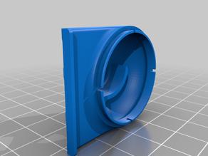 Convogliatore aria raffreddamento filamento / Filament cooling air conveyor  A10 - A10M