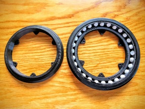Cross Roller Bearing for Slew Joint or Turntable