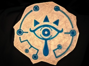 Sheikah Ornament (The Legend of Zelda - Breath of the Wild)