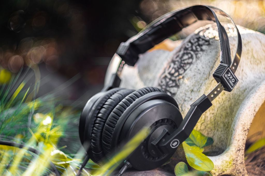 Наушники ЭХО ТДС-16 (амбушюры ; Крепление оголовья) / Headphone EHO TDS-16