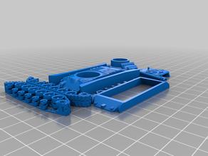 M26 Pershing easy print