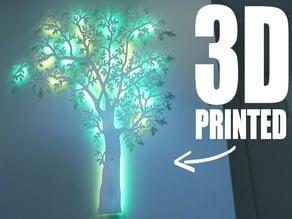 3D Printed Tree