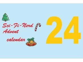 Sci-Fi Nerd Advent Calendar