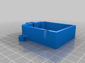 Dual extruder mount for Mini-MPCNC (1/2 EMT Variant)