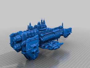 Battlefleet Gothic - Space Marine Nova Ver.1