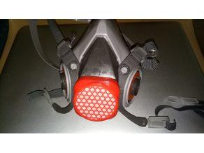 3M Respirator 6200 Exhaust Filter