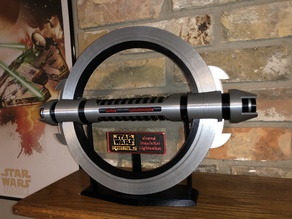 Display Stand for Grand Inquisitor's Lightsaber
