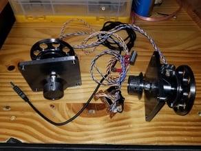 Y.A.R.M.A.U.S. V2 (Arcade Spinner Controller)