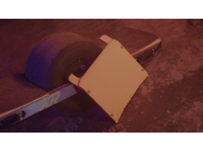 Onewheel XR Skid Plate (REAR)