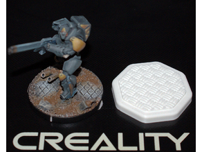 Scatter Terrain: Grated Steel Base