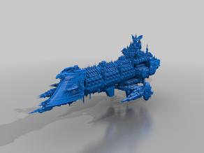 imperial fleet - mothership