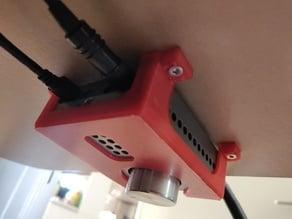Schiit Audio Fulla 2 under table mount