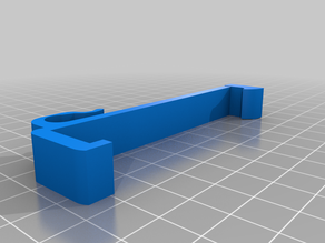 Clip for Decorative cover for Blinds