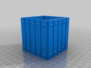 little wood box style