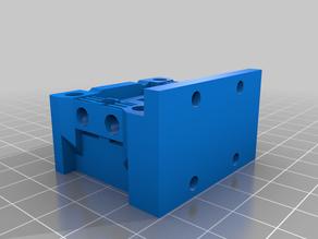 Hypercube X-carriage mount