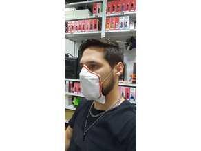 Barbijo reutilizable (Face mask)