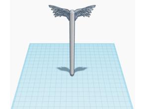 Detailed Wing Pen