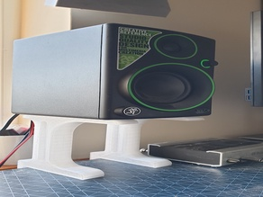 Speaker Mount Scalable for Ikea table