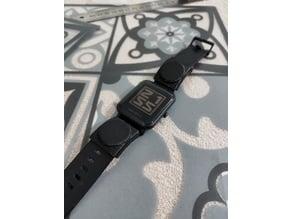 Wristband RFID holder